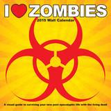 Zombie - 2015 Calendar Calendriers