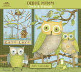 Debbie Mumm- Owls & Friends - 2015 Calendar Calendars