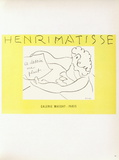 AF 1945 - Galerie Maeght Collectable Print by Henri Matisse