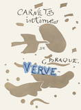 Carnets Intimes Collectable Print by Georges Braque