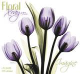 Floral XRay - 2015 Calendar Calendars