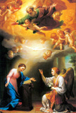 Raphael Annunciation Poster Prints