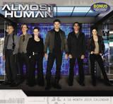 Almost Human - 2015 Calendar Calendars