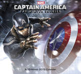 Captain America: The Winter Soldier - 2015 Calendar Calendars