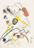Composición III Lámina coleccionable por Wassily Kandinsky
