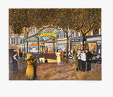 Paris Is for Lovers Limited Edition by Guy Buffet