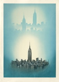 New York Collectable Print by Irena Dedicova