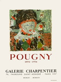 Expo Galerie Charpentier 62 Collectable Print by Jean Pougny