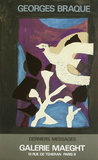 Expo 67 - Galerie Maeght Collectable Print by Georges Braque