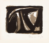 MP 088 Revue des Belles Lettres Limitierte Auflage von Bram van Velde