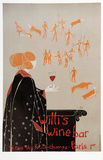 Willi's Wine Bar, 2002 Collectable Print by  Gopal