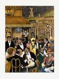Le Grand Café De Paris Limited Edition by Guy Buffet