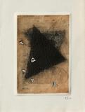 Triangle noir Limitierte Auflage von Arthur Luiz Piza
