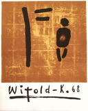 Witold-K.68 Collectable Print by Witold Kaczanowski