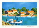 Petite suite : Bassin d'Arcachon II Limited Edition by Francois D'arguin