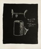 Entre-Deux No. 8 Collectable Print by  Le Corbusier
