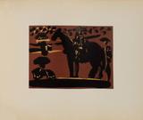LC - Picador Impressão colecionável por Pablo Picasso