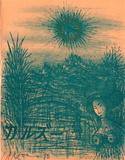 Paysage du Japon Limitierte Auflage von Jean Carzou