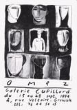 Expo Galerie Cupillard Collectable Print by Gérard Omez