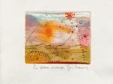 La dune orange Edition limitée par René Carcan