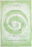 Expo Galerie La Pochade Collectable Print by Josef Sima
