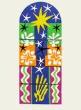 Verve - Nuit de Noel Samletrykk av Henri Matisse