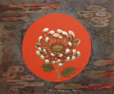 Fleur III Collectable Print by Yu Sugiyama