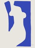 Verve - Nu bleu V Samletrykk av Henri Matisse