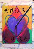 Amor Cura Collectable Print by Ouka Lele