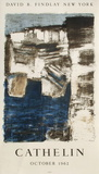 Expo 62 - David Findlay Samlarprint av Bernard Cathelin
