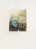 Dans mon jardin-lune Limited Edition by Renee Lubarow