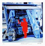 Boulevard des Italiens : l'ile des Amours perdues Limited Edition by Gérard Fromanger