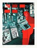 Annoncez la couleur : comment dites-vous  Limited Edition by Gérard Fromanger