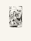 Le Goût du Bonheur 43 Serigraph by Pablo Picasso