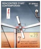 Expo 81 - Saint Brieuc Samlarprint av Peter Klasen