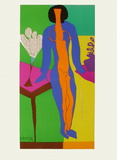 Verve - Zulma Samletrykk av Henri Matisse