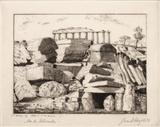 Ruines de Selinente Collectable Print by  Gerardiaz