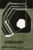 Expo 77 - Galeria Maeght コレクターズプリント : パブロ・Palazuelo