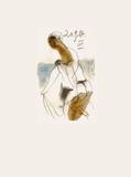 Le Goût du Bonheur 32 Serigrafia di Pablo Picasso