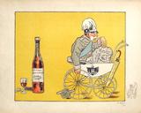 Le vieil Armagnac - le vieillard maniaque Collectable Print by Tancrède Synave