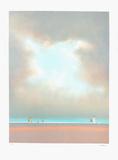Après-midi sur la plage Collectable Print by Pierre Doutreleau