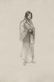 Le lait I Collectable Print by Théophile Alexandre Steinlen