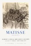 Expo 67 - Albert Loeb & Krugier Gallery Collectable Print by Henri Matisse