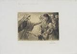 Le Secours National Edition limitée par Théophile Alexandre Steinlen