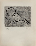 Composition 422 Limited edition van Jean Arp