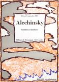 Expo 098 - Abbaye de Senanque Samlartryck av Pierre Alechinsky