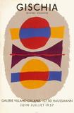 Expo 57 - Galerie Villand-Galanis Collectable Print by Léon Gischia