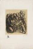 Pour les fillettes des soldats II Limited Edition by Théophile Alexandre Steinlen