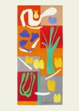 Verve - Vegetaux Samlertryk af Henri Matisse