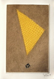 Triangle jaune Limited Edition by Arthur Luiz Piza